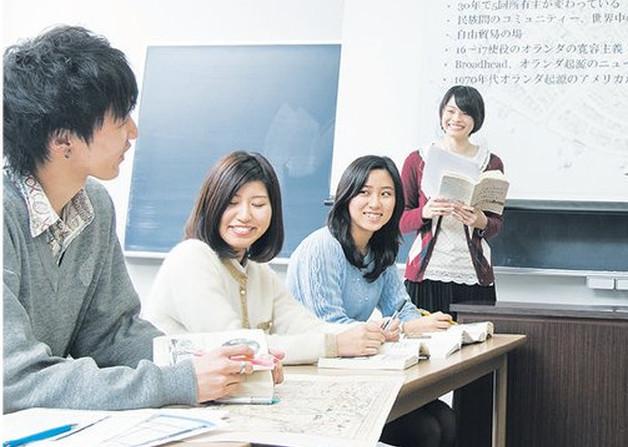 青山 学院 大学 文学部
